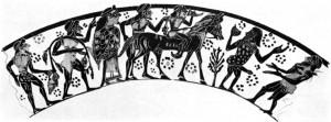 Wamnser-Krasznai-korinthischer Amphoriskos