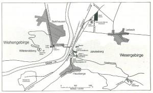 Bunovic-Barkhausen-Lageplan