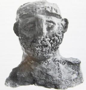 Wamser-Krasznai-Bild 5 Büstenfragment aus Cales