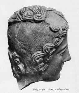 Wamser-Krasznai-Frauenkopf vom Quirinal