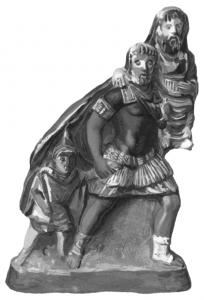 Wamser-Krasznai -Bild 5 - Terrakottagruppe aus Pompeji